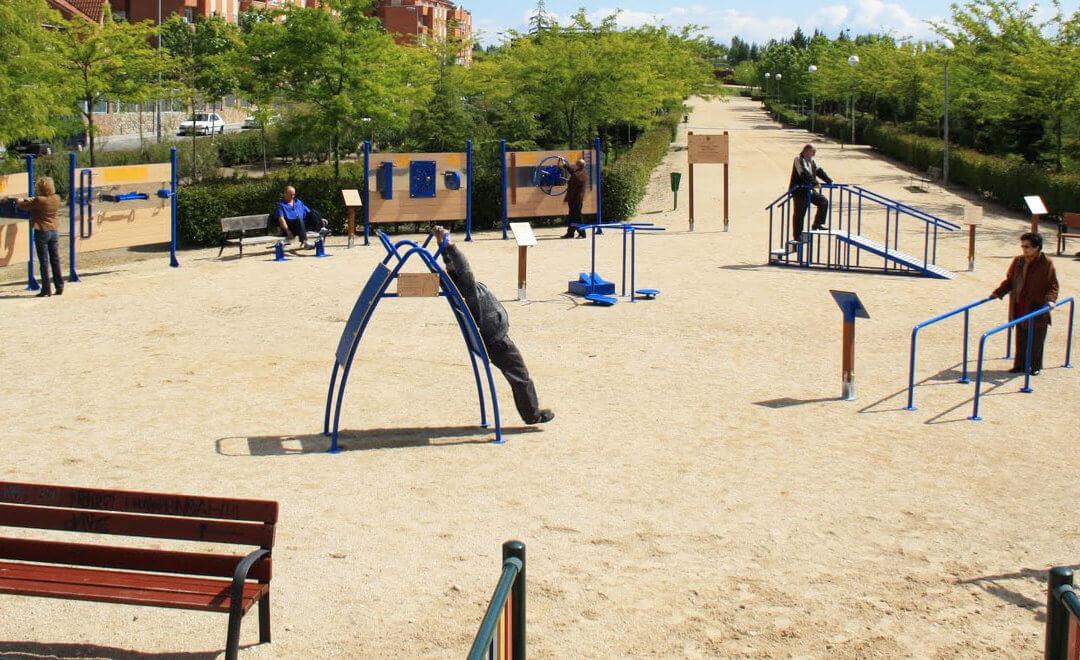 parques para mayores