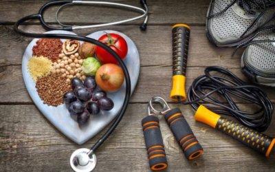Alimentación y ejercicio, imprescindibles para la salud