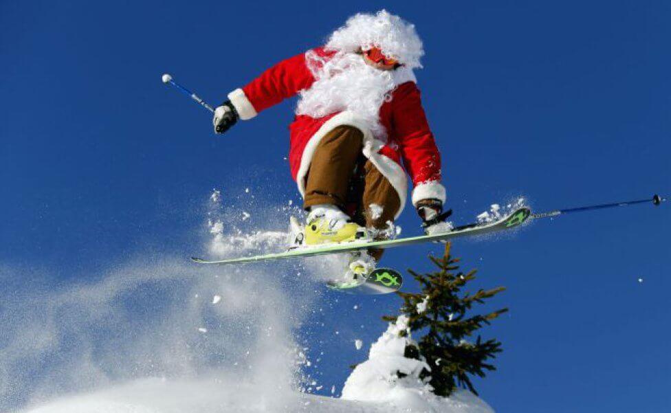 Consejos para unir Navidad, deporte y nutrición