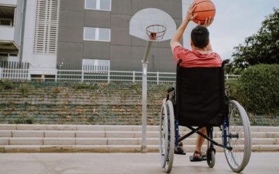 Deportes adaptados para personas con Discapacidad