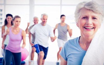 Actividad física en personas mayores