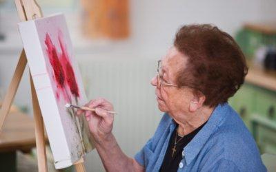 Actividades creativas para mayores