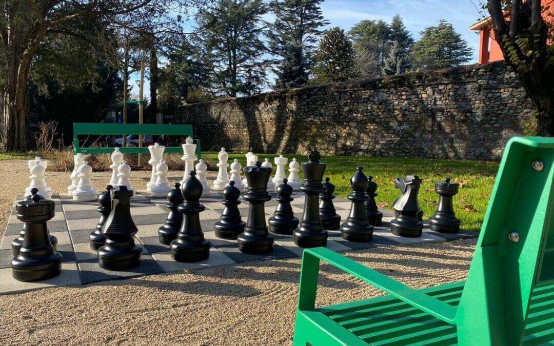Nuestros parques para mayores en Italia.