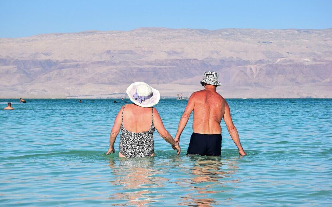 Cuidar a nuestros mayores en verano